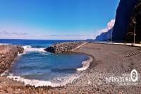 Praia Foz da Ribeira do Faial