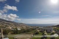 Vista baia desde o Miradouro do Pico dos Barcelos