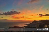Por do Sol na Madeira