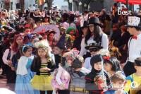 Desfile infantil de carnaval no Funchal