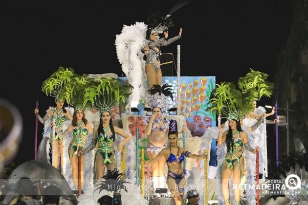 Carnaval na Madeira 2017