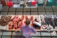 Mercado dos Lavradores - Peixaria