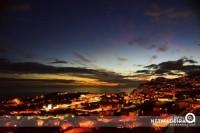 Anoitecer - Funchal