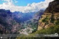 Miradouro Eira do Serrado, Curral das Freiras, Madeira