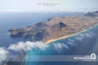 Vista aérea - Porto Santo