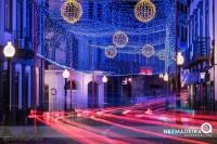 Iluminação de Natal no Funchal