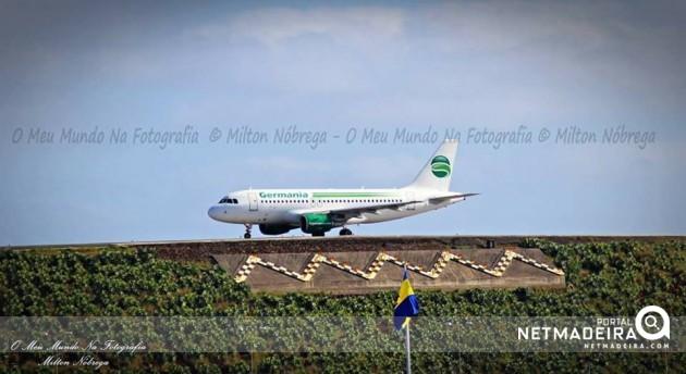 Aeroporto Cristiano Ronaldo - Ilha da Madeira