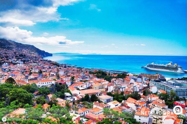 Baia do Funchal - Ilha da Madeira