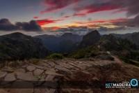 Por do Sol no Pico do Arieiro