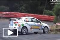 Madeira Island Rally Crash Compilation 2