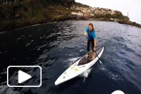 SUP in Madeira Island