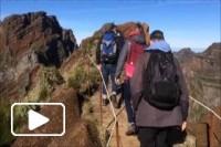 Pico do Arieiro to Pico do Ruivo - Madeira 2017