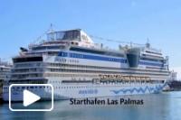Turista de navio retrata em vídeo experiencia