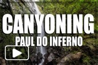 Canyoning - Paul do Inferno