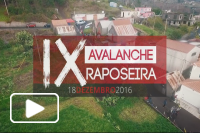 IX Avalanche Raposeira 2016