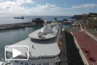 Vista aérea - Funchal