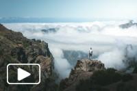 Ilha da Madeira com suas paisagens
