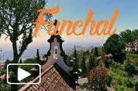 Funchal vista aérea