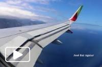 Aterragem Aeroporto Cristiano Ronaldo Madeira