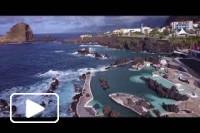 Vista aérea - Ilha da Madeira