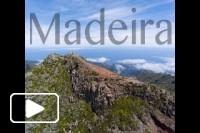 Ilha da Madeira - Vistas aéreas em 4K