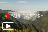 Vista aérea - Paul da Serra