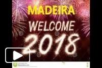 Fogo artificio Madeira 2018