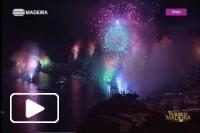 Fogo artificio Ilha da Madeira RTP Madeira