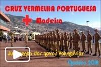 JURAMENTO DOS NOVOS VOLUNTÁRIOS DA CRUZ VERMELHA