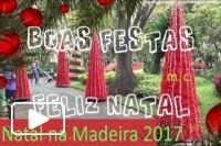 NATAL na ilha da MADEIRA