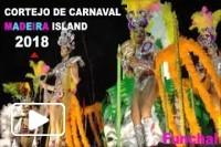 DESFILE DE CARNAVAL NA MADEIRA - CARNIVAL PARADE 2018