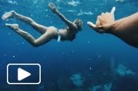 Cliff Jumping e Scuba Diving na Ilha da Madeira com Gopro