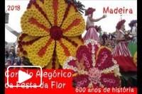 Cortejo Alegórico - Festa da Flor 2018