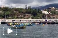 Regata de Canoas Tradicionais da Madeira 2018